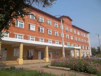 Больница сеченова 26